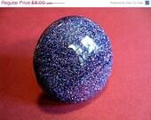 Sale - 20% Off Purple Resin Circle Ring