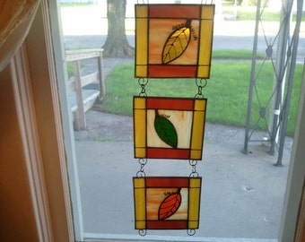 Leaf Trio Panels