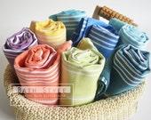Free Shipment SET 8 Head and Hand Towel Peshkir - Oil Blue - Yellow - Orange - Ice Blue - Blue - Green - Purple - Crystal blue