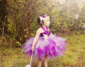 Beautiful Fairy of The Woods Costume NB to 5t