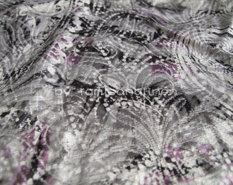 "silk fabric, mulberry silk and silk noil blend fabric, heavy silk fabric, suiting fabric, half yard by 44"" wide"