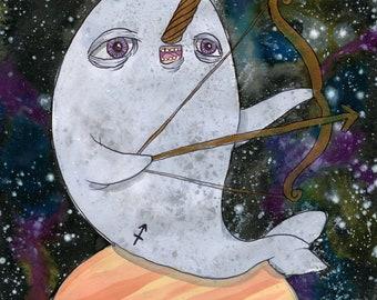 Sagittarius Narwhal