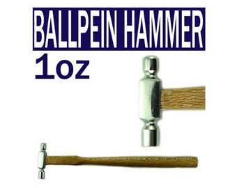 1oz Mazbot Ball pein Hammer  -   BH10