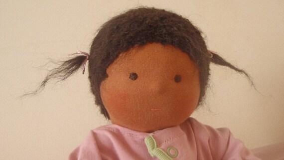 baby waldorf doll