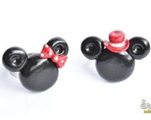 Minnie & Mickey Mouse Rings