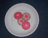 Felt Tea Party Cookies