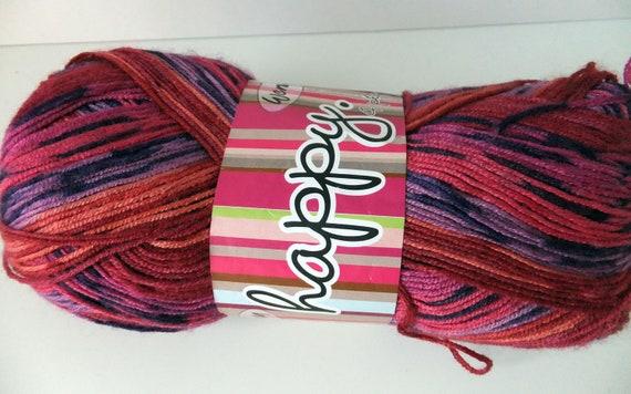 Destash - Wendy Happy Sock Yarn