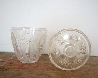 On Sale Vintage Candy Nut Plastic Dish