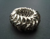 Route 61 Stainless Steel Chain Maille Ring