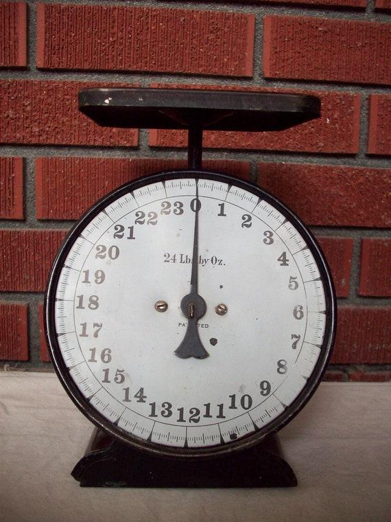 Vintage Hanson Bros Kitchen Scale