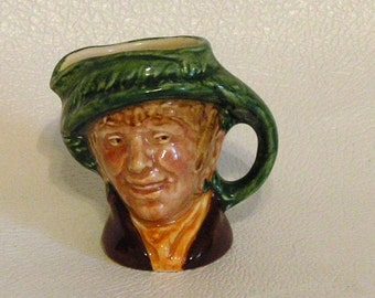 Arriet Tiny Toby Character Jug or Mug by Royal Doulton
