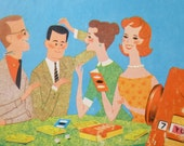 "1963 ""You Don't Say"" Board Game"