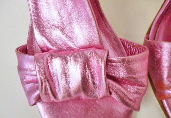 REDUCED Diane von Furstenberg Designer Pretty in Pink Heels