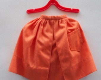 barbie orange skirt