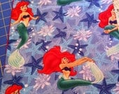 Disney Little Mermaid Tote Bag