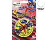 Stretch Magic 1mm/.039 inches Clear 25 Meters (82 feet) - 1 spool (3618) Wholesale Price