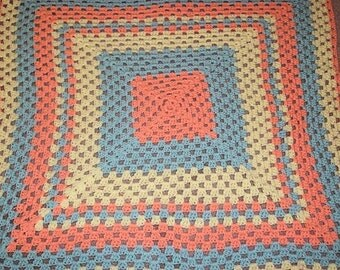 Baby Blanket, Baby Shower Gift, Baby Bedding, Yellow Blanket, Newborn Gift, Unisex Baby Gift, Stroller Blanket, Crochet Baby Blanket, Baby