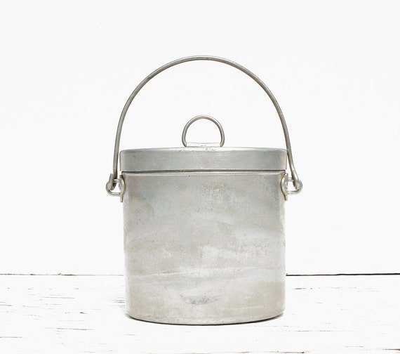 French Lunch Box Pail