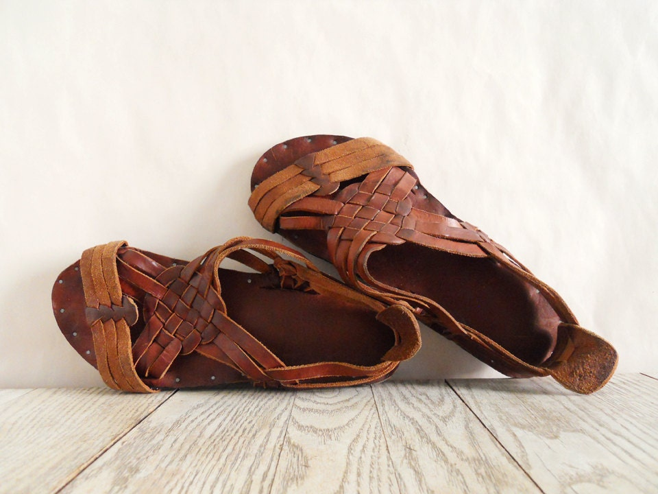 huarache mens sandals