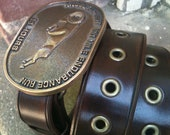 Trail Ranger Classic Eyelets for the Angeles Crest 100 Mile Buckle