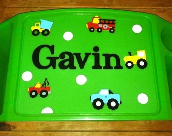 Personalized Kids Lap Tray, Kids Lap Desk