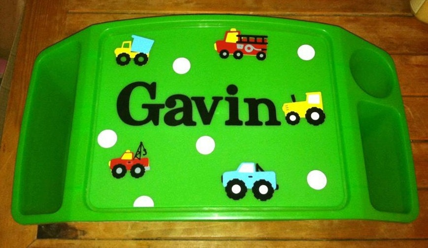 personalized kids lap tray kids lap desk