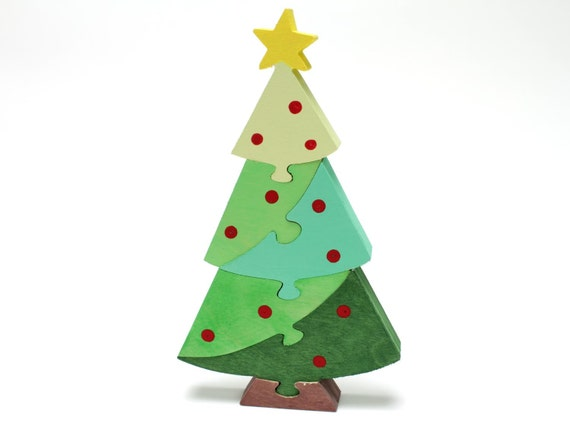 Great Christmas Tree Decor And Puzzle