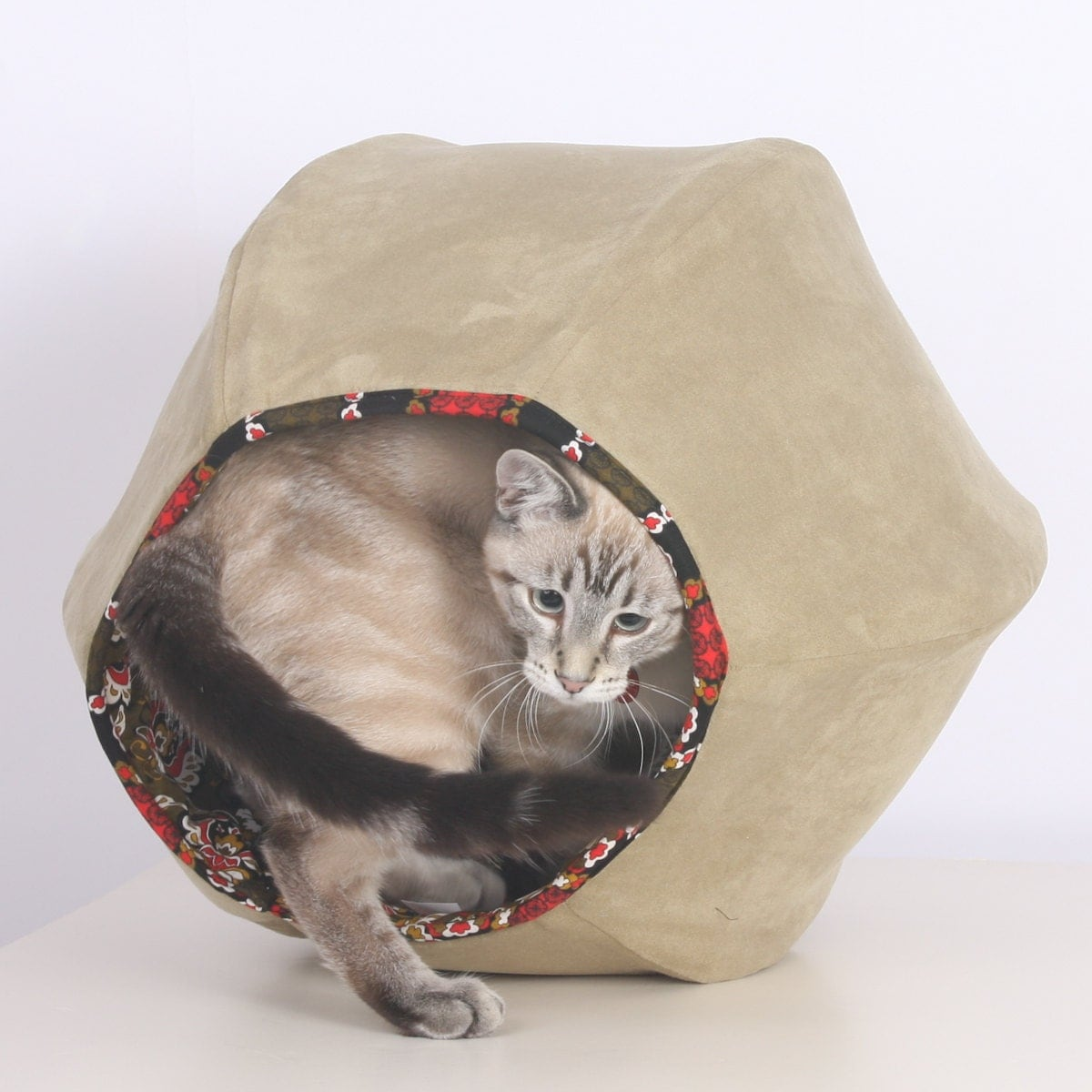 Cat Ball Unique Modern Decor Kitty Pet Furniture Bed By