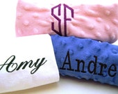 Personalization for Purchased  Baby Blankets by TooTooKute