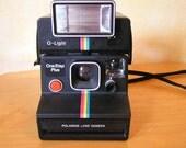 VtG One Step Plus CAMERA with Q-Light Polaroid