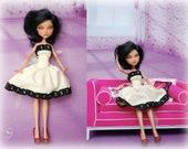 Elegance - A Romantic Corset Dress for Monster High Dolls