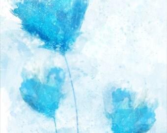 Spring Water 04: Giclee Fine Art Print 13X19