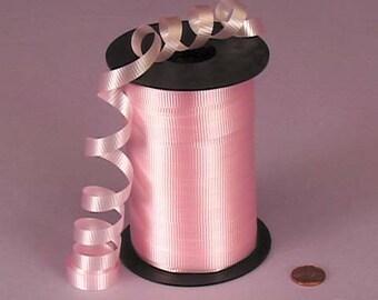 Tanday Baby Pink 500 yards Balloon Curling Ribbon