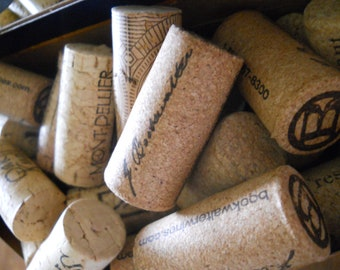 Lot of 20 Corks for Supplies