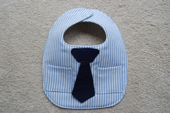 The Little Dapper Dude Bib