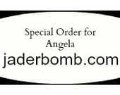 Special Order for Angela