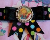 Rainbow Brite Hairbow