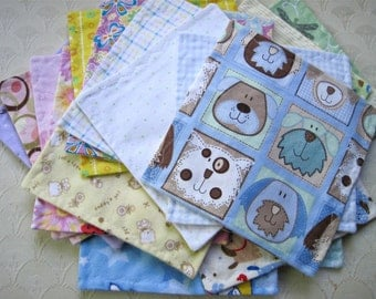 Cloth Napkins, Wipes, Cosmetic, Baby, Child, Adult Pack of 5