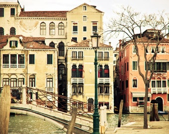 Venice photo - Sunday Morning, Venice - fine art photography print of Venice, Italy 8x10