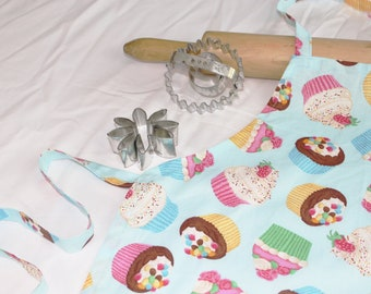 Cupcakes and Candies Child Apron