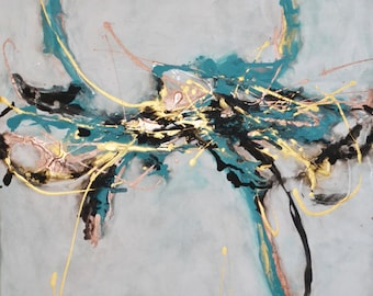 """Recreatable Payment Plan Avaliable 30x24x1.5"""" Original Abstract Modern Traditional Painting"""