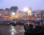 Varanasi India 8X10 Photograph