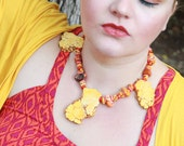 TUNDRA X-Large Stone Statement Necklace