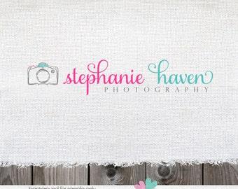 Premade Logo  - camera logo - logos for Photographer  - photographers logo - premade logo Camera Logo Design Photography Watermark Design -