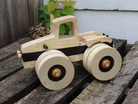 Articulated Tractor Toys And Joys : Articulated ag tractor toy