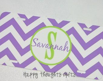 Monogram License Plate - Monogram Gift - Personalized Car Tag - License Plate Monogrammed Gift - Personalized Gift - Sweet 16 Gift
