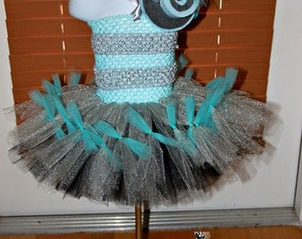 Cheshire cat  inspired tutu outfit from Alice in wonderland  NEW VERSION