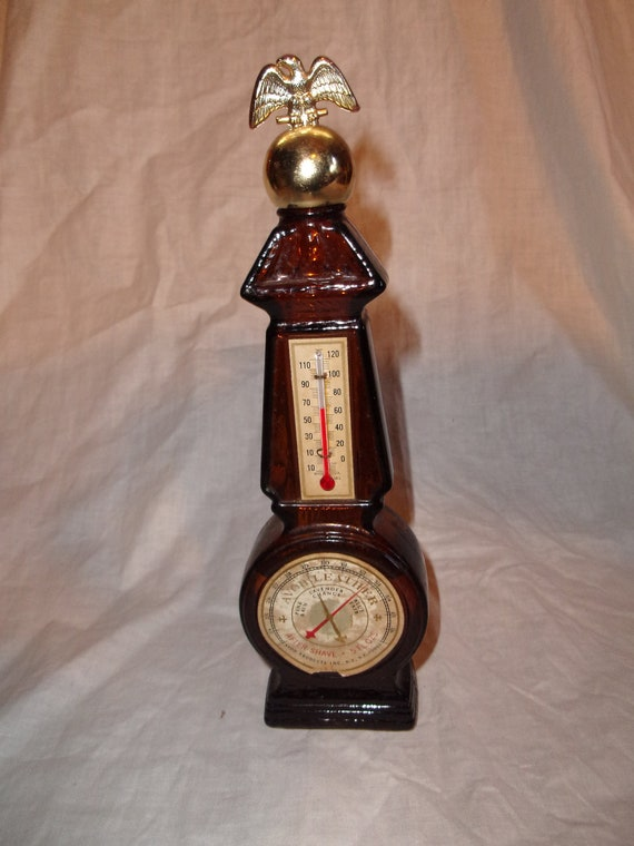 Vintage Avon Perfume Bottle Thermometer 1 3 Full