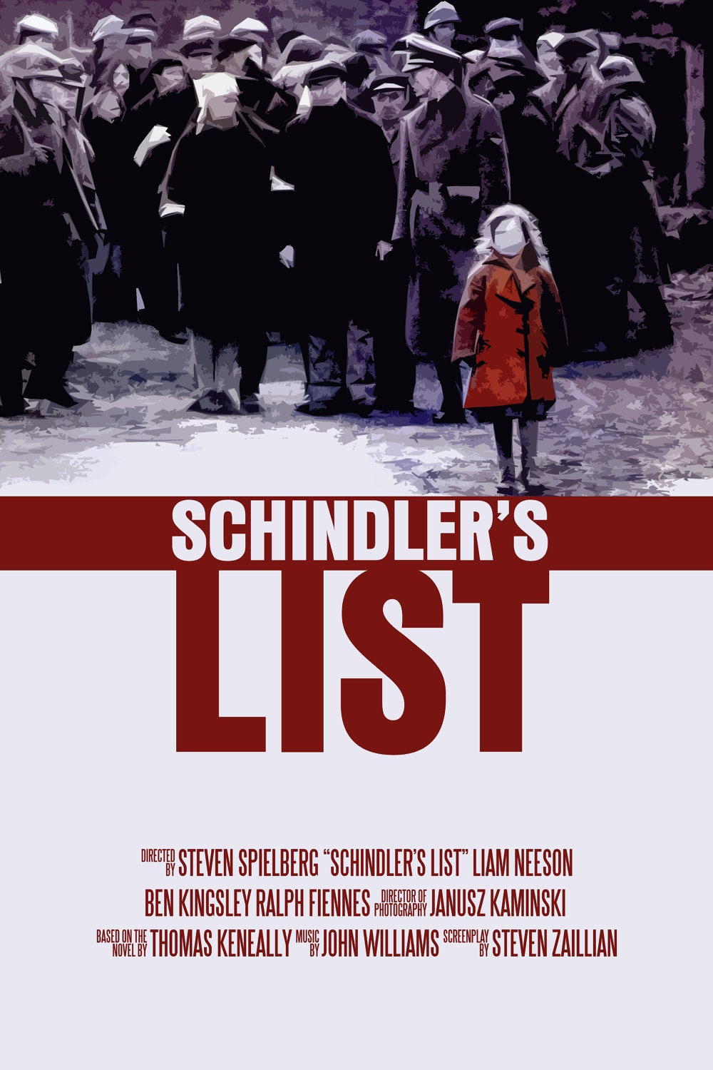 a paper on the movie schindlers list The movie timeline - here's looking at movies, kid schindler's list mistakes schindler's list trivia schindler's list quotes schindler's list trailer.