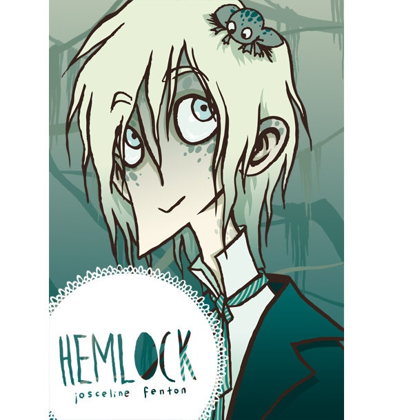 Hemlock Issue 3 - Signed and Sketched